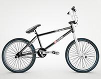 Eastern Bike 3d Vizualisation