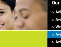 Aviva - logo design, website