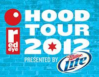 RedEye Hood Tour 2012