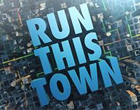 Nike+ Run This Town