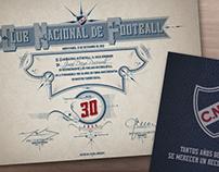 Diplomas Club Nacional de Football