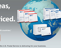 USPS Email Blasts