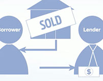 Foreclosure Process Motion Graphic