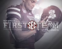 2015 Preseason All-SEC Selections
