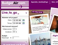 Budget Air 2006