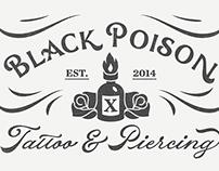 Black Poison - Floricatessen - Joana Flores