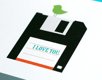Self Promo - Greeting Cards
