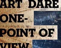 ART DARE 1: POINT OF VIEW