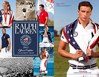 Ralph Lauren Olympics 2012 Advertising