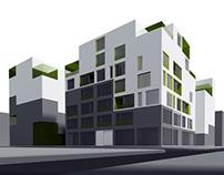 lego dwellings