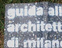 Architecture Book - Guida alle Architetture di Milano