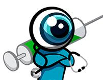 Doctor Blue YouTube Channel Branding