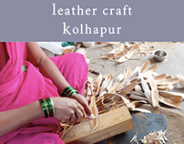 Kolhapuri Chappal Craft