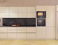 Kitchen (Apartment of Azadliq avenue)