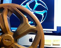 Concept Wheel - GM