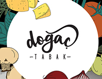 Dogaç Tabak // Corporate Identity