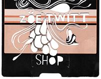 Zoe Twitt Website