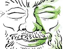 Diário Popular - ilustrações