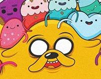 Adventure Time Shirt Designs