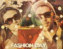 Fashion Day Flyer