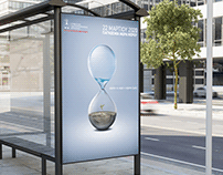Poster & Billboard Design - World Water Day