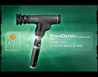 Welch Allyn PanOptic Promo Motion Graphics