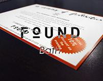 FOUND BATH Xmas Invite