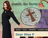 Pamela Des Barres, author
