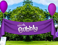 360 degree post Cadbury Bubbly