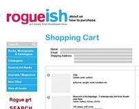 Rogueish Web Revamp