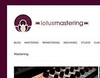 Lotus Mastering