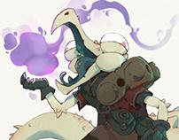 Cauldron - Toxic Warlock