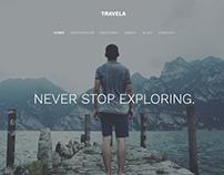 Travela HTML Template