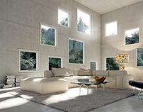furniture rendering
