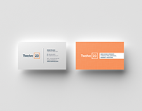 Branding & Print Design | Twelve23 Business Cards
