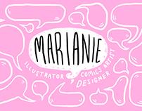 """Marianie"" Self Branding"
