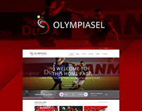 Web Design - Olympiasel Concept