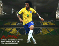 NEW WALLPAPER FOR MARCELO
