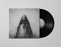 Bimar Pre-made Album Cover art design For sale