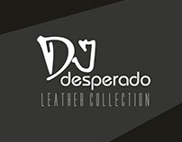 Desperado Jeans Leather label designs