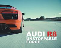 2016 Audi R8 Video Editing & Break Down