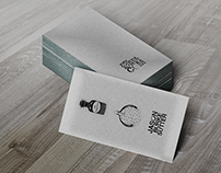 Graphic Design - Business Cards - Cocktail Alchemy