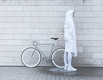 Raincoat for Velomarathon`14