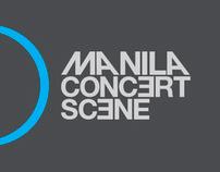 Manila Concert Scene