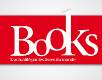 Books Magazine website and iPhone/iPad application