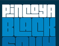 Pincoya Black Typeface