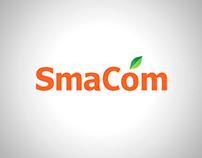 Smacom. Frozen food