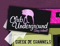 Club underground TMF en Rabobank 2006
