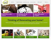 Renovate Right Website