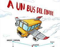 A un Bus del Centre